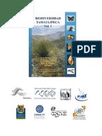 La Vegetación de Tamaulipas y Sus Principales Asociaciones Vegetales.