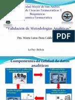 Validacion de Metodos Analiticos - Copia