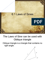 6.1 laws of sine.ppt