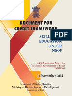 Book Credit Framework 111114