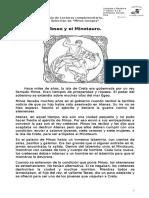 Lecturas Complementarias Mitos Griegos