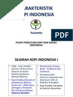 Seri 1 Yusianto Karakteristik Kopi Indonesia Juni 2013