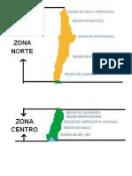 Zonas y VI Region
