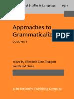 aproaches or gramamticalization.pdf