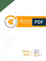 Manual Regular 2016