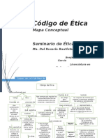 Mapa Conceptual Codigo de Etica