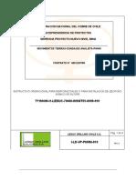 10 Instructivo Operacional Para Perforación Para Instalación de Geófonos Sismicos en Altura