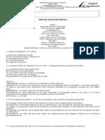 Guía de Ejercitación Comprensión Lectora 1° Medio