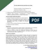 PS-04 Propuesta de Gestión Cultural Para Municipios-Surco