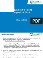 All Electronic Tolling Presentation Aug. 22 2016
