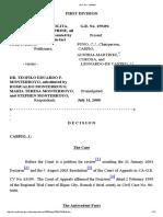 Pasinio vs. Monterroyo GR 159494.pdf