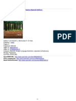Genesis Y Clasificacion de Suelos Spanish Edition