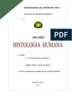 SIilabo Histo 2016-I