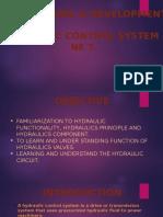 Hydraulic Control System NE5
