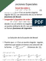 Bessel Presentacion