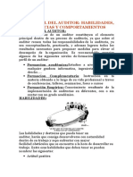 Perfil Auditor