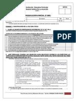 Prueba Escrita Parcial Fcc 2do Sec Bim III 2015