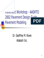 Pavement Workshop - AASHTO 2002 Pavement Design Guide.pdf