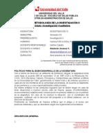 Syllabus Investig Cualitativa 2016-2 m.a.s. Univalle