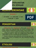Askep Aldosteronisme