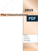 Plan Comunicacional NETFLIX