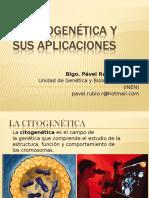 Citogenética y Sus Aplicaciones