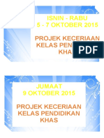 Label Projek