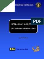 01 Kebijakan Akademik UB