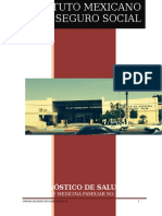Diagnóstico de Salud UMF. 16, 2015 Para Imprimir Cindy