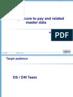 SAP Process Training Procurement
