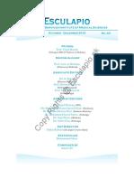 Esculapio 2010 DFSP