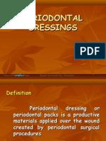Periodontal Dressings Perio