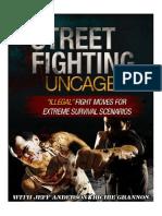 Street Fighting Uncaged v 3