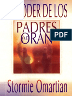 Stormie Omartian El Poder de Los Padres Que Oran