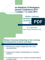 Employee Relations & Workplace Management Conference 2011.ppt