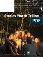 A Storytelling Guide for Non-Profit