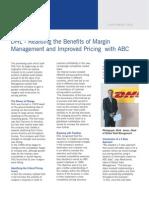 DHL-Improving Margin Management