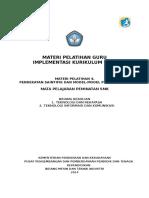 4 Materi Pendekatan Model Pemb Kur13 Edit Syahril 290914