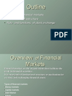 Financial System and Market