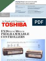 Toshiba PLC