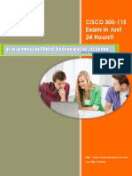 Examcollection 300-115 Braindumps