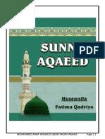 Sunni Aqayid In Roman