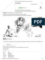 Anatomy for Figure Drawing_ Mastering the Human Figure _ Udemy