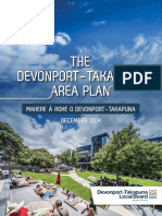 Devonport Takapuna Area Plan December 2014