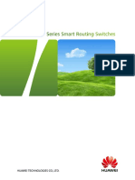 HUAWEI S7700 Switch Datasheet