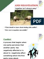 Chp-15 Conflict & Negotiation Final