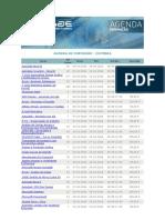 Agenda de Formação Out16 - Coimbra