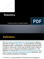 Robotics Industrial)