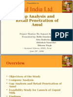 99308236-Amul-Market-Analysis-Punjab.ppt