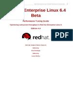 RHEL6 Beta Performance Tuning Guide
